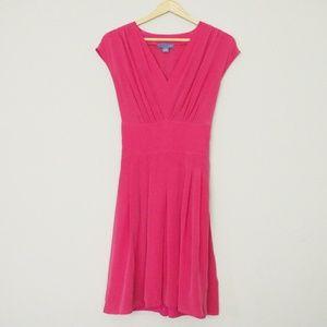 Anthropologie Silk Dress by Lil